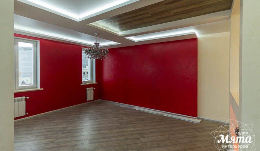 Ремонт и дизайн интерьера трехкомнатной квартиры по ул. Татищева 49 31