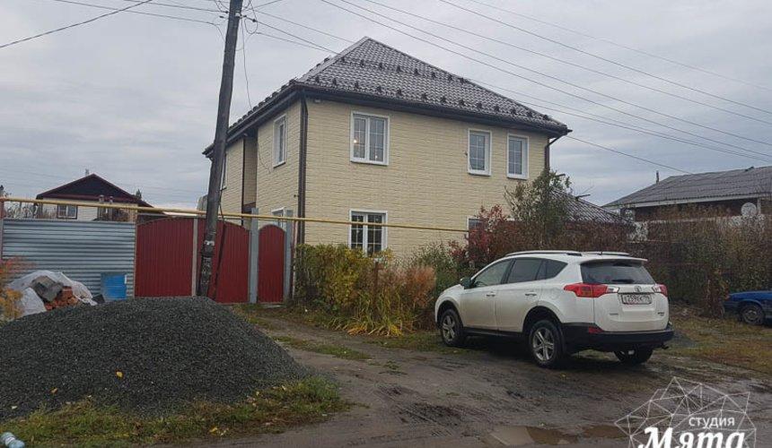 Индивидуальный проект дома 200 м2 г. Тюмень 2