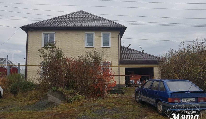 Индивидуальный проект дома 200 м2 г. Тюмень 4