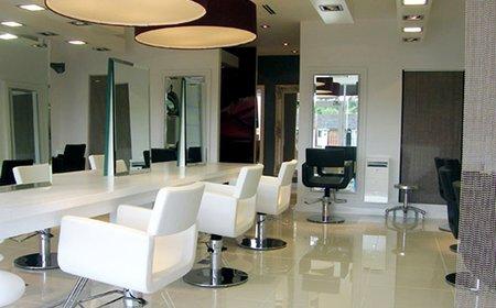 Ремонт и отделка парикмахерских