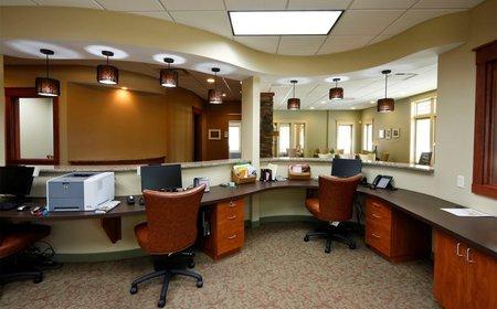 Ремонт офисных помещений под ключ