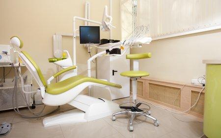 Отделка стоматологического кабинета в Екатеринбурге