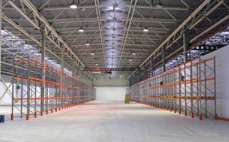 Ремонт складских помещений в Екатеринбурге