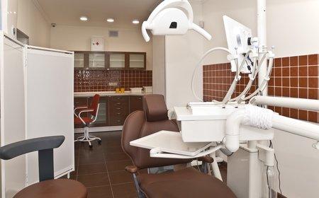 Отделка стоматологического кабинета
