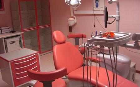 Внутренняя отделка стоматологии