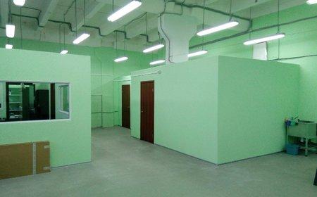 Отделка производственных помещений в Екатеринбурге