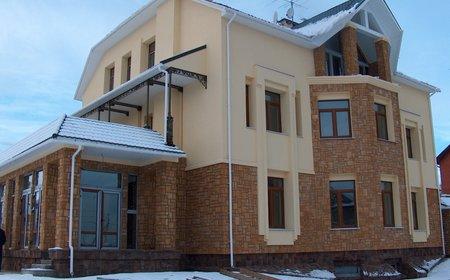 Капитальный ремонт загородного дома