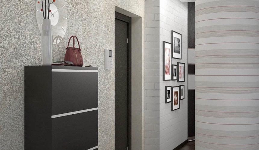 Ремонт и дизайн интерьера трехкомнатной квартиры по ул. Попова 33а 53