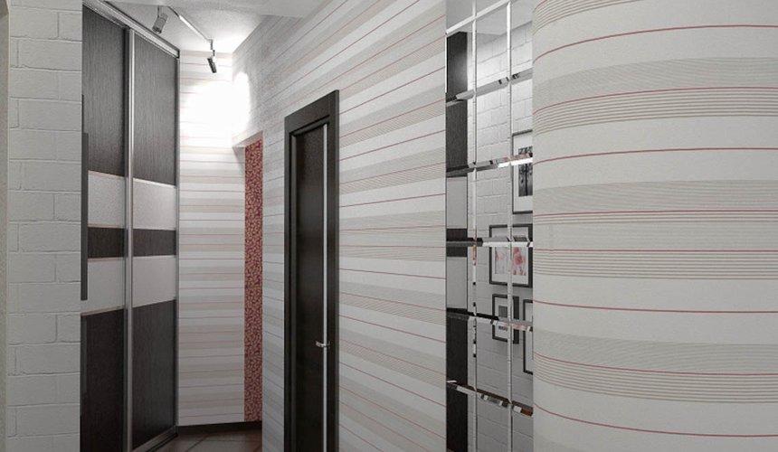 Ремонт и дизайн интерьера трехкомнатной квартиры по ул. Попова 33а 54