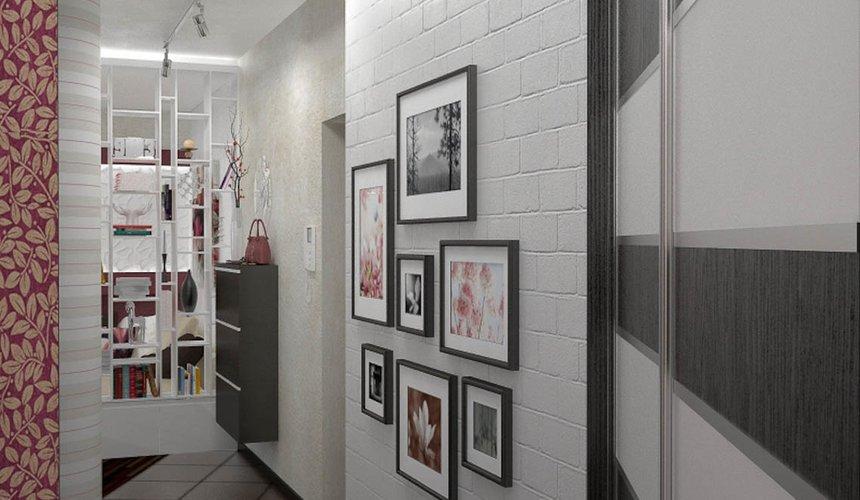 Ремонт и дизайн интерьера трехкомнатной квартиры по ул. Попова 33а 56