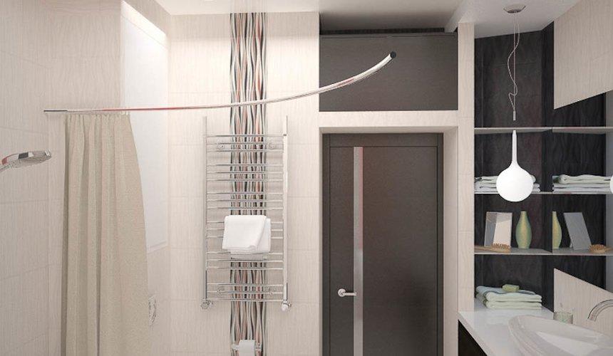 Ремонт и дизайн интерьера трехкомнатной квартиры по ул. Попова 33а 62