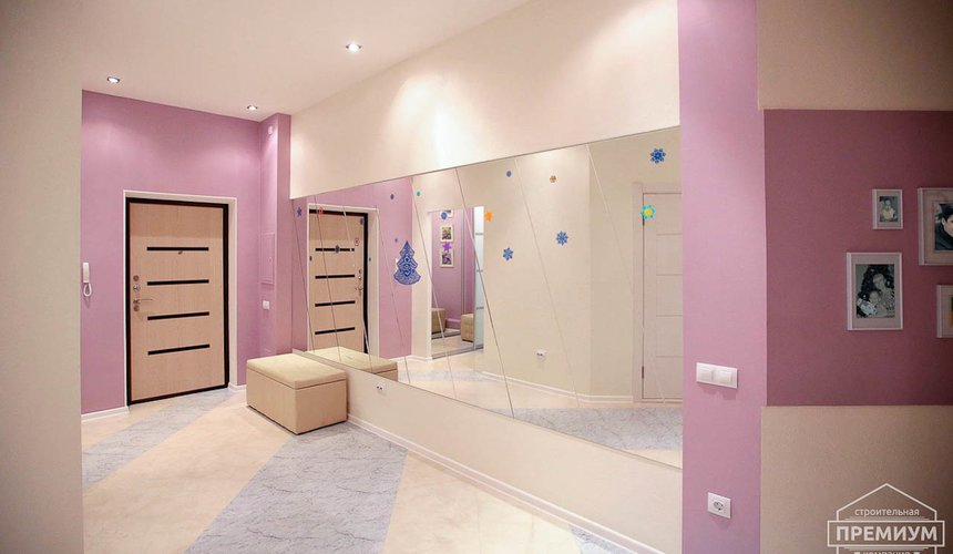 Ремонт и дизайн интерьера трехкомнатной квартиры по ул. Чкалова 124 1