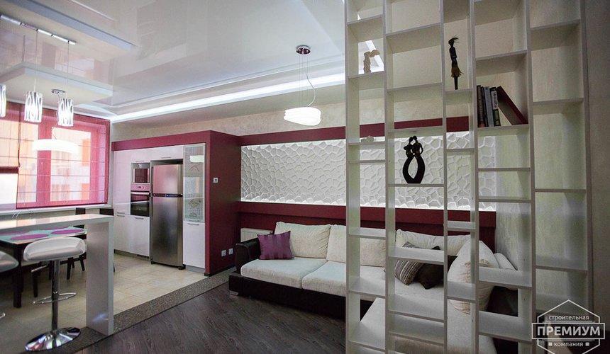 Ремонт и дизайн интерьера трехкомнатной квартиры по ул. Попова 33а 2