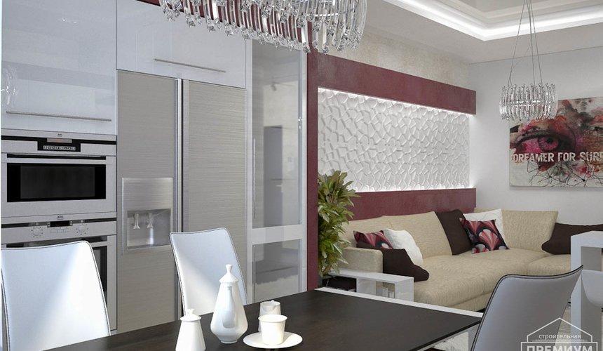 Ремонт и дизайн интерьера трехкомнатной квартиры по ул. Попова 33а 48