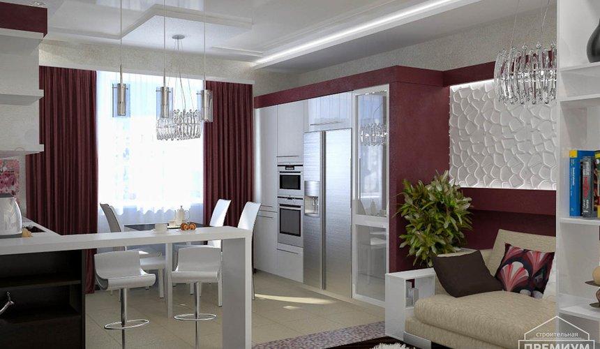 Ремонт и дизайн интерьера трехкомнатной квартиры по ул. Попова 33а 51