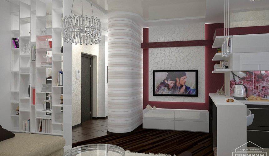 Ремонт и дизайн интерьера трехкомнатной квартиры по ул. Попова 33а 52