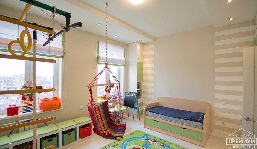 Ремонт и дизайн интерьера трехкомнатной квартиры по ул. Чкалова 124 33