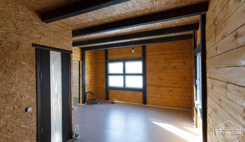 Строительство дома из бруса в п. Косулино 7