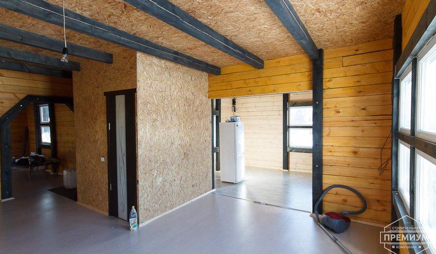 Строительство дома из бруса в п. Косулино 8
