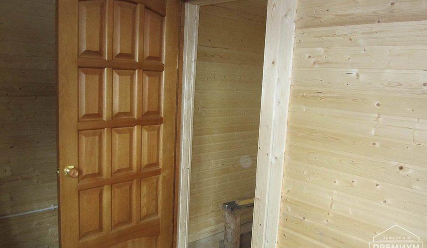 Проектирование и строительство дома из бруса в д. Рябиновка 28
