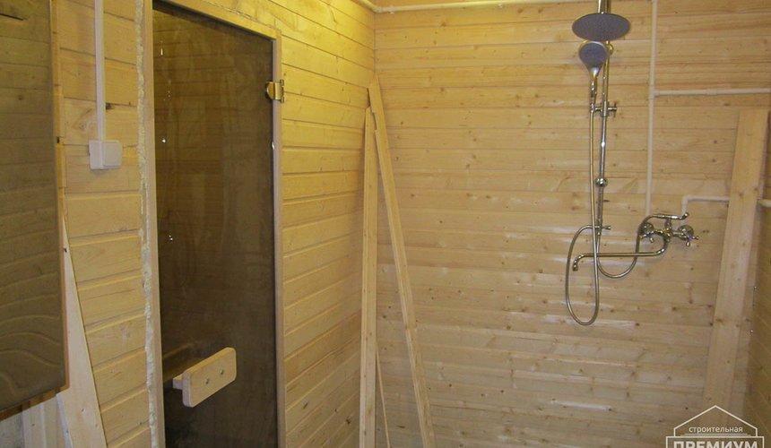 Проектирование и строительство дома из бруса в д. Рябиновка 29