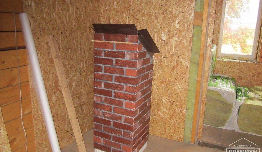 Проектирование и строительство дома из бруса в д. Рябиновка 30
