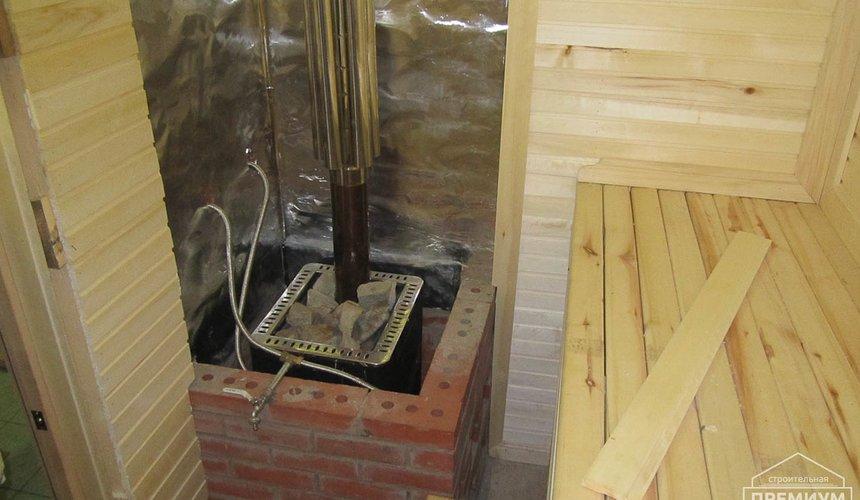 Проектирование и строительство дома из бруса в д. Рябиновка 42