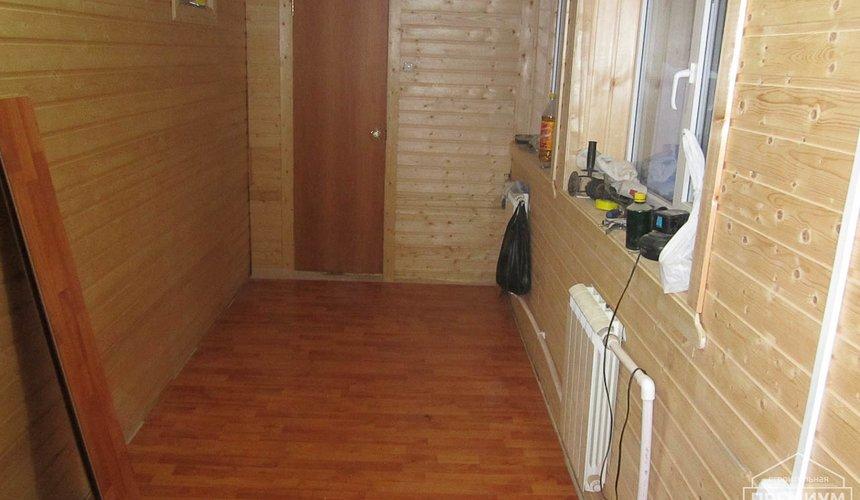 Проектирование и строительство дома из бруса в д. Рябиновка 64