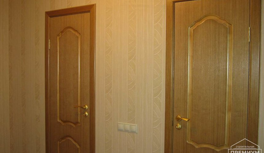 Ремонт двухкомнатной квартиры по ул. Библиотечная 64 16