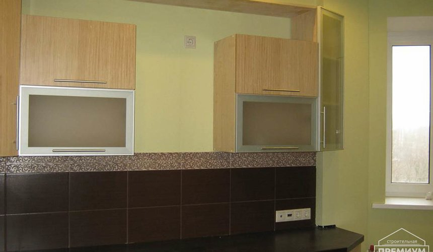 Ремонт двухкомнатной квартиры по ул. Библиотечная 64 19