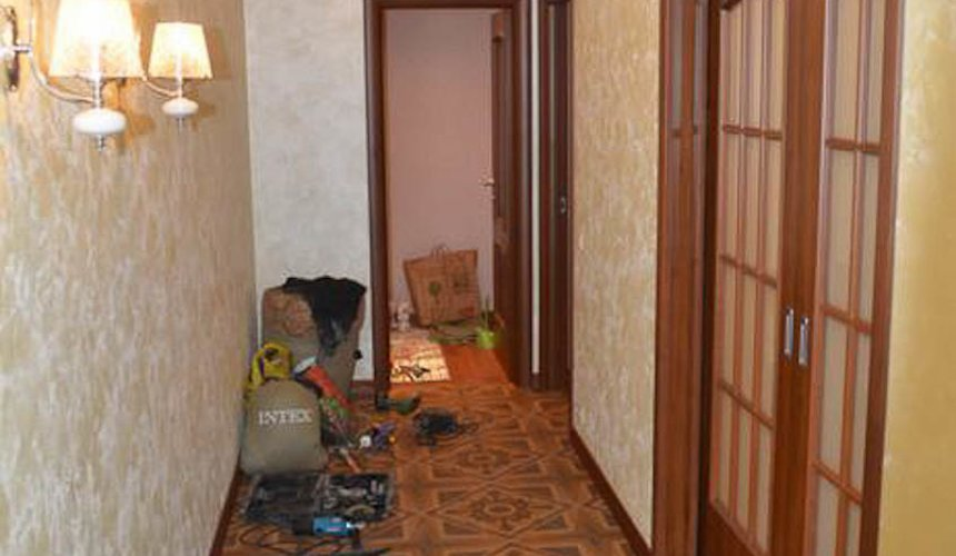 Ремонт двухкомнатной квартиры по ул. Академика Вонсовского 77 25