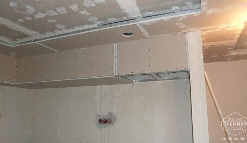 Ремонт трехкомнатной квартиры по ул. Машиностроителей 7 42