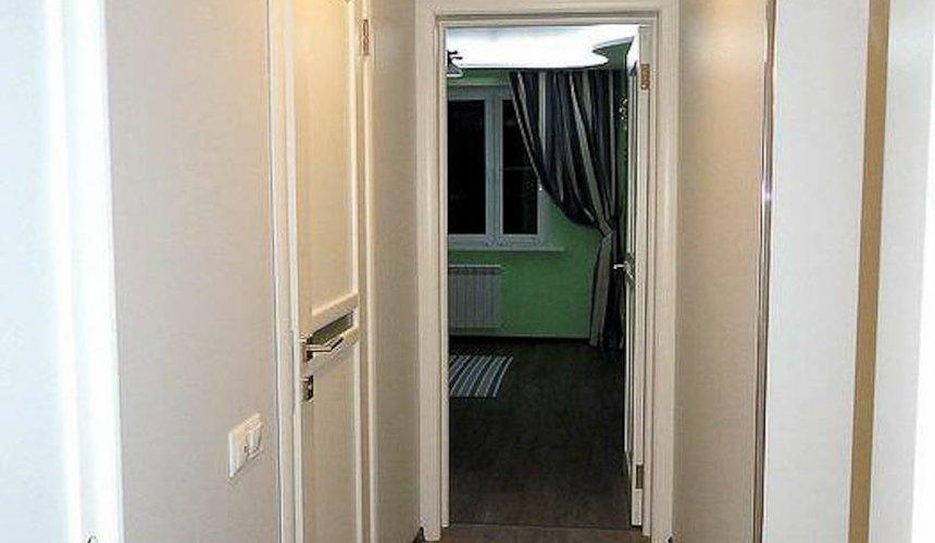 Ремонт трехкомнатной квартиры по ул. Амундсена 68 б 39