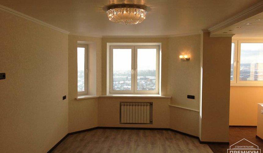Ремонт однокомнатной квартиры по ул. Московская 66 1