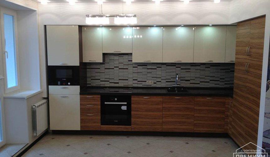 Ремонт трехкомнатной квартиры по  ул. Щорса 103 1