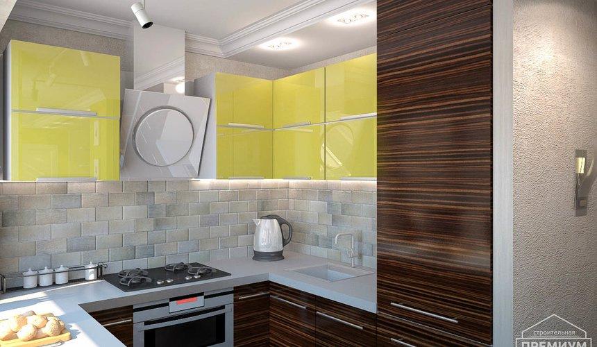 Дизайн интерьера двухкомнатной квартиры по ул. Комсомольская 45 8