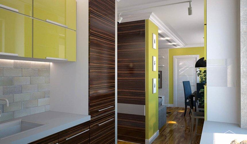Дизайн интерьера двухкомнатной квартиры по ул. Комсомольская 45 9