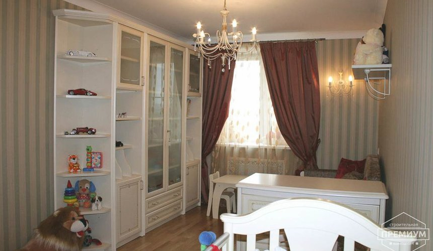 Ремонт трехкомнатной квартиры по ул. Шейнкмана 90 4