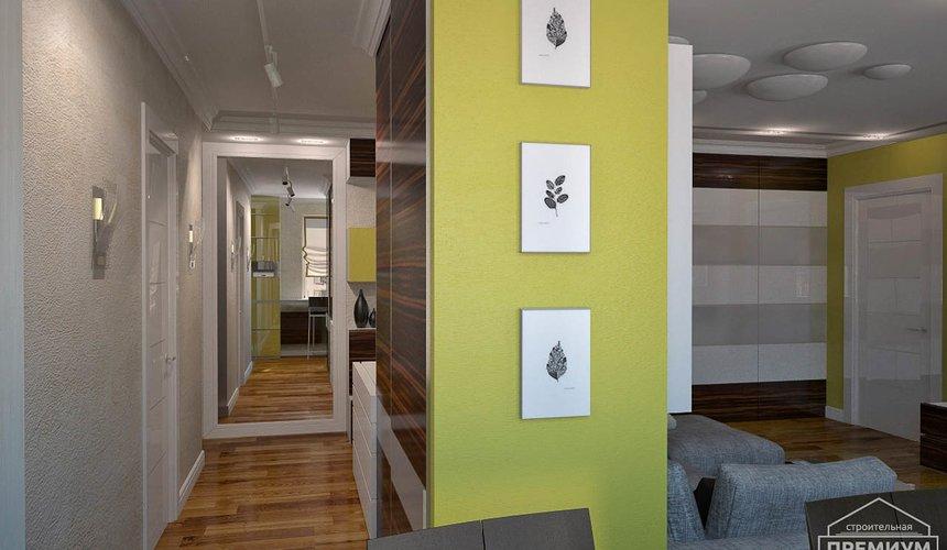 Дизайн интерьера двухкомнатной квартиры по ул. Комсомольская 45 10