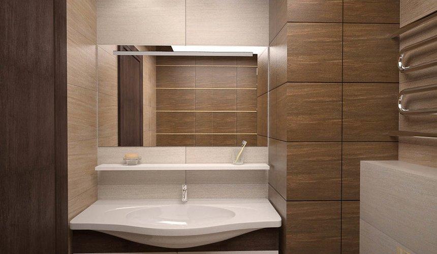 Дизайн интерьера двухкомнатной квартиры по ул. Комсомольская 45 18