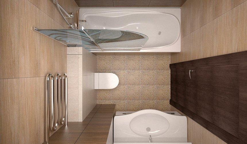 Дизайн интерьера двухкомнатной квартиры по ул. Комсомольская 45 20