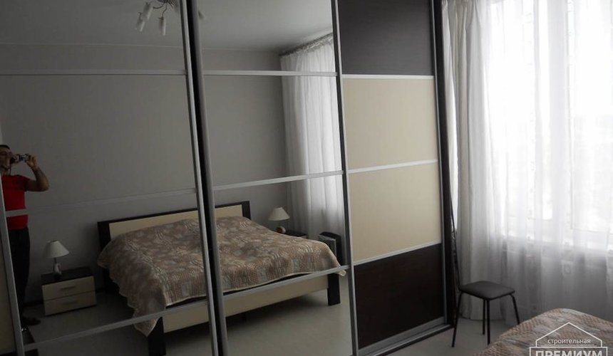 Ремонт трехкомнатной квартиры по ул.  Аптекарская 48 7