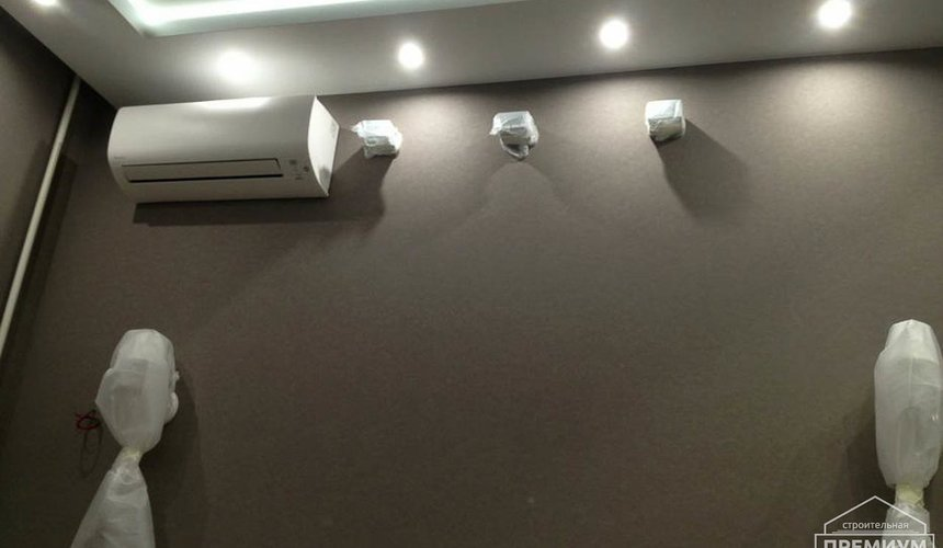 Ремонт однокомнатной квартиры по ул. Крауля 55 38