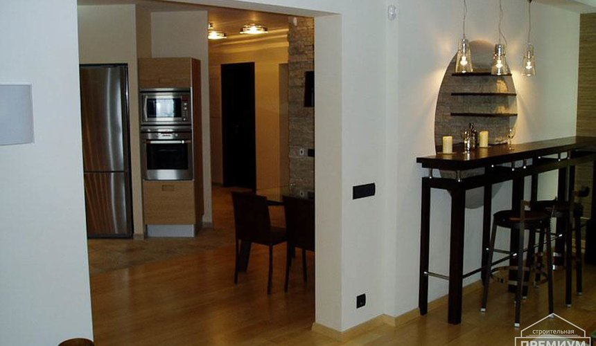 Ремонт трехкомнатной квартиры по пер. Базовый 54 12
