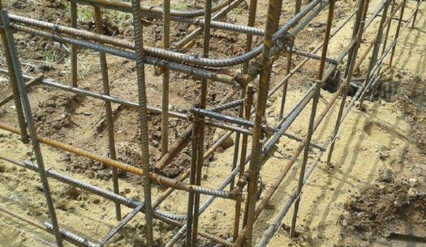 Строительство коттеджа из каркаса в п. Исток 9