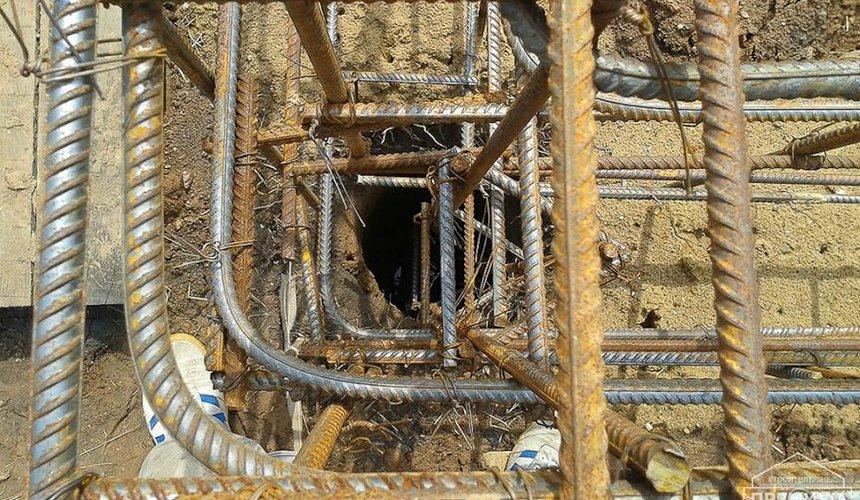 Строительство коттеджа из каркаса в п. Исток 10
