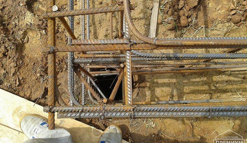 Строительство коттеджа из каркаса в п. Исток 11