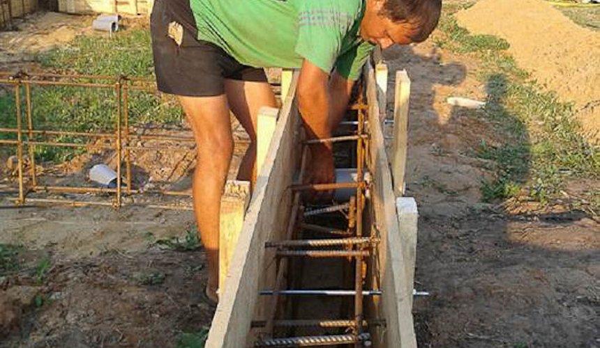 Строительство коттеджа из каркаса в п. Исток 18