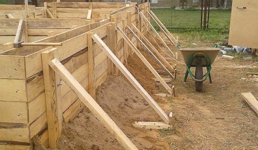 Строительство коттеджа из каркаса в п. Исток 27