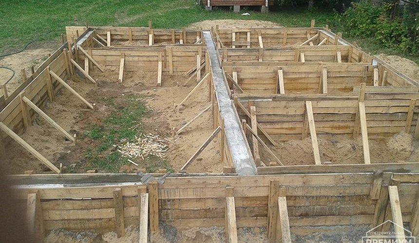 Строительство коттеджа из каркаса в п. Исток 33